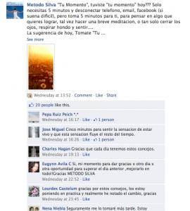 El Metodo Silva de Vida Facebook