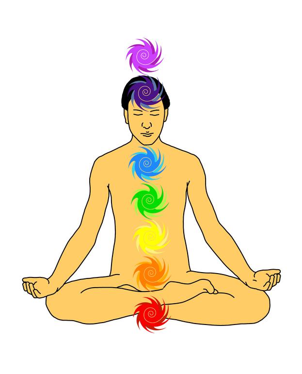 Meditation and Chakras Silva Method