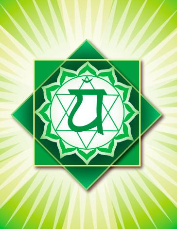 Control mental: El cuarto chakra