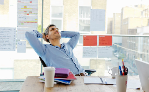 Meditation: Learn to meditate at work 5