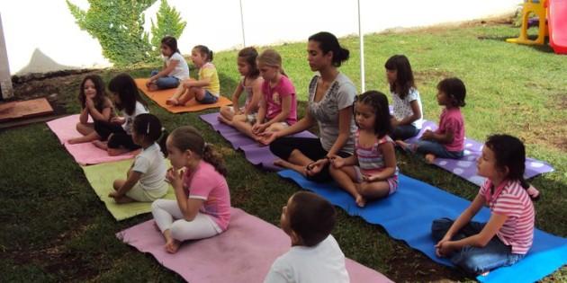 Meditación y Niños