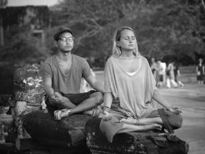 meditacion grupal