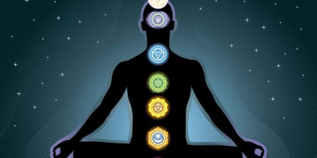 Activate your chakras and increase your energy 3