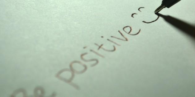 The power of a positive attitude 14