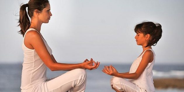 How to meditate with children 5
