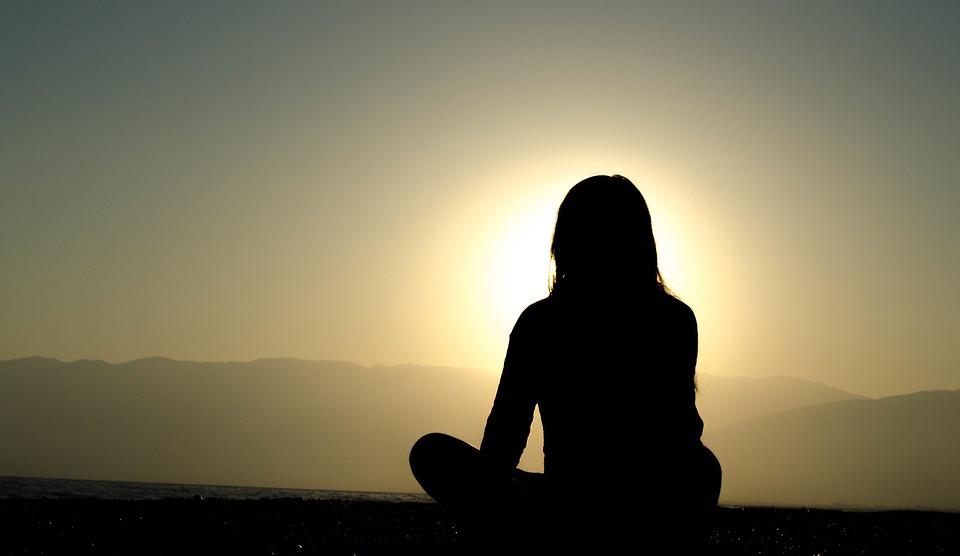 to meditate